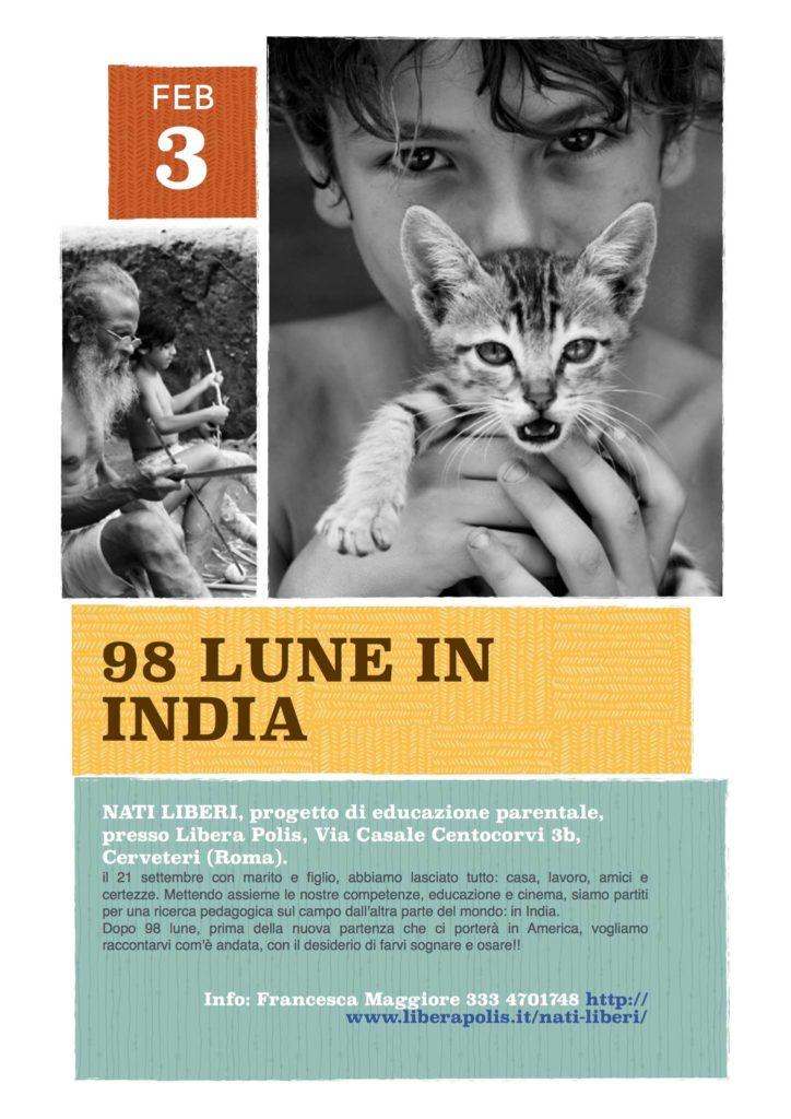 98 lune in India